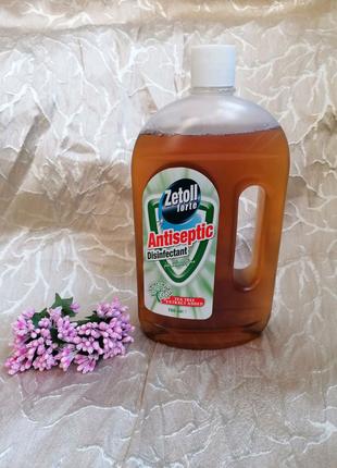 Дезинфицирующее средство-антисептик Zetoll, 500 мл