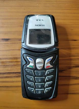 Корпус для Nokia 5210 черный