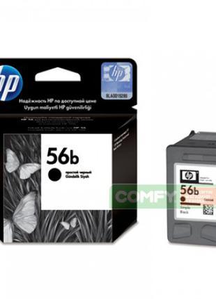 Картридж для принтера и МФУ HP C6656BE №56 Simple Black
