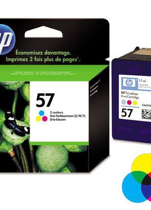 Картридж для принтера и МФУ HP C6657AE №57