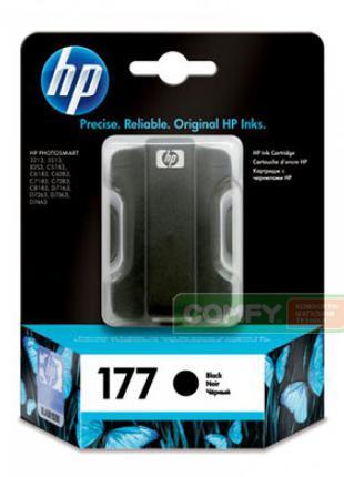 Картридж для принтера и МФУ HP C8721HE №177 black