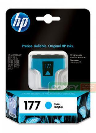 Картридж для принтера и МФУ HP C8771HE №177 cyan