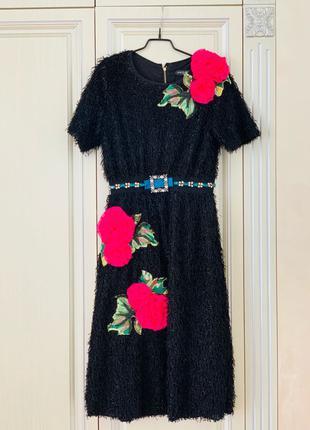 Платье  Dolce and Gabbana
