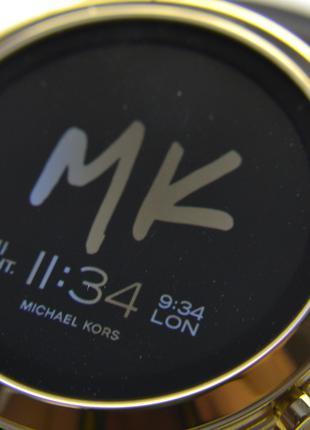 Michael kors смарт часы, оригинальные !