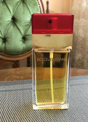 Dolce & Gabbana Pour Femme, стародел Италия