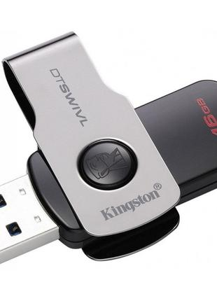 Флешка Kingston 16 GB DataTraveler SWIVL USB 3.1