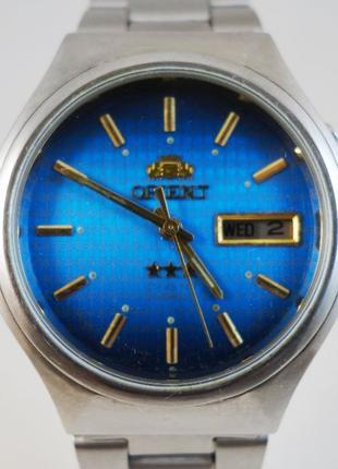 Красивые японские часы ORIENT. Ориент. Автоподзавод. Оригинал....