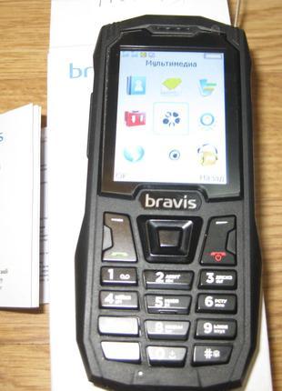 Мобильный телефон Bravis C245 Armor Dual Sim