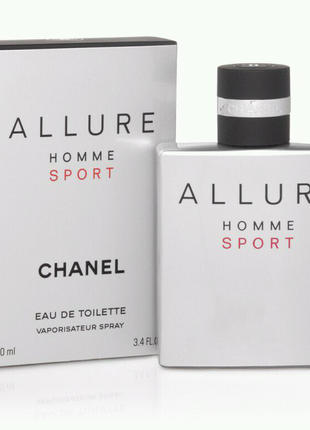 Chanel ALLURE HOMME SPORT 100 ml мужской