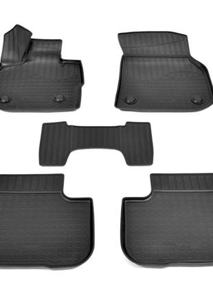 Коврики в салон BMW X4 (G02) 3D 2018- (NorPlast)