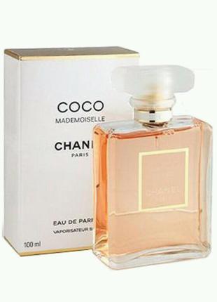 Chanel COCO MADEMOISELLE 100 ml женский