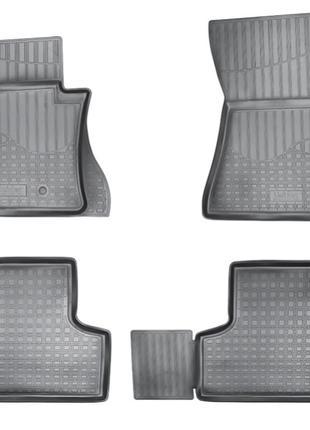 Коврики в салон BMW X5/X6 (F15) 2013- (NorPlast)
