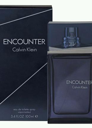 Calvin Klein ENCOUNTER 100 ml МУЖСКОЙ