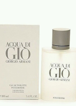 Arman ACQUA DI GIO 100 ml мужской