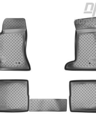 Коврики в салон Cadillac SRX 2003-2010 (NorPlast)