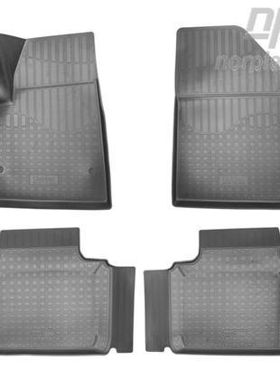 Коврики в салон Cadillac XT5 2016- (NorPlast)