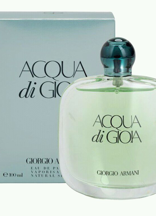 Arman ACQUA DI GIQIA 100 ml  женский