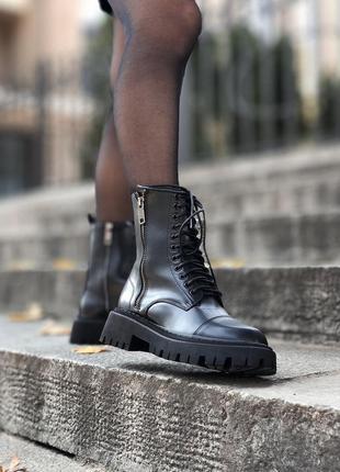Шикарные  женские  ботинки   (демисезон)