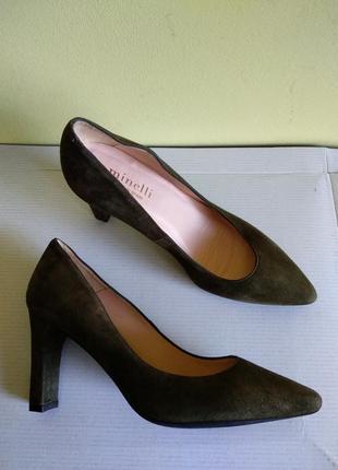 Туфлі 36 37 розмір бренд minelli