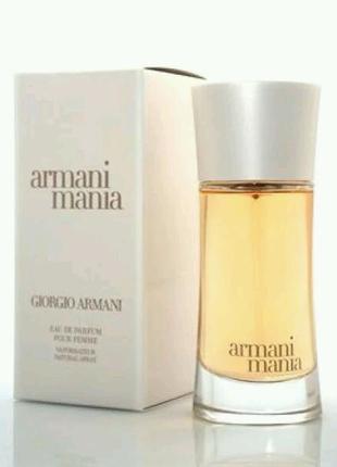 Giorgio Armani Mania Woman 75 ml