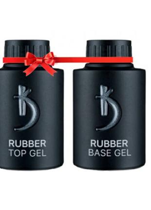 Набор Коди (Kodi Rubber Base Gel 35 мл + Kodi Rubber Top Gel 35 м