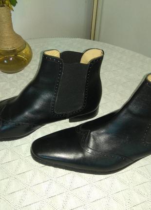 Стильные ботинки lord byron.