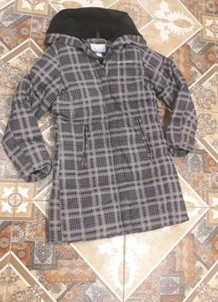 Зимнее пальто calumbia