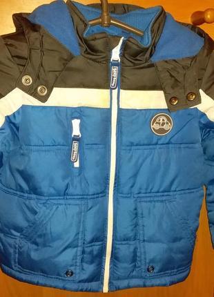 Куртка зимняя Tu Primark детская