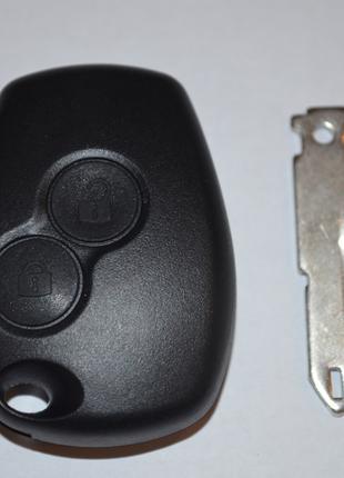 Корпус ключа зажигания Renault Logan, Sandero, lodgy, Duster