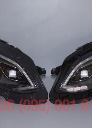 Фары для Mercedes-Benz E-Class W212 рестайлинг DEPO LED фонари