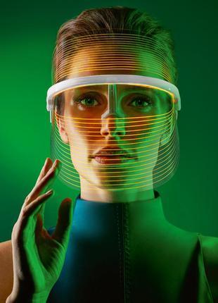Светодиодная маска для лица