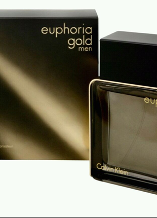 Calvin Klein Euphoria Gold Men edt 100ml