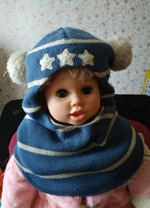 Зимняя шапка , шлем, балаклава