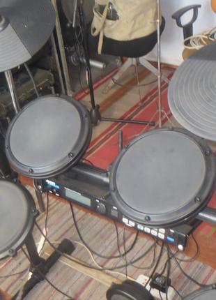Электронные барабаны ALESIS модуль DM5 электронная установка DM6
