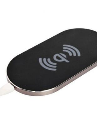 Беспроводное зарядное устройство Awei W2. Цвет: черный