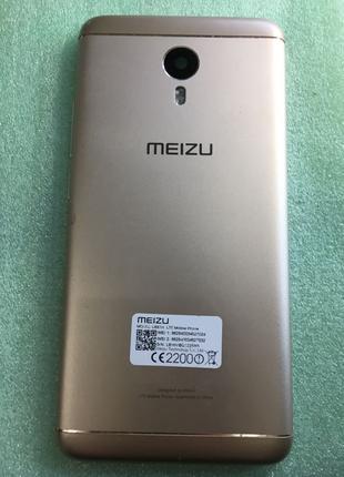 Корпус Meizu M3 Note L681h