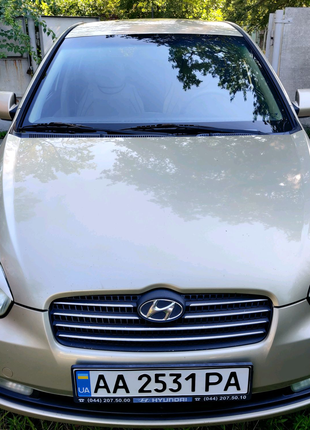 Продам Hyundai Accent 2007 года