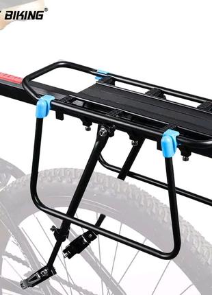 Быстросъёмный велосипедный багажник из алюм сплава0994413752