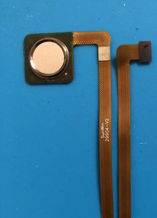 Сканер отпечатка пальца Neffos X1 Lite (TP-904A)gold original Б/У