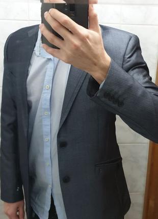 Мужской костюм, деловой (За даром)