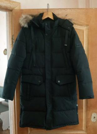 Куртка зимняя, мужская ( парка)
