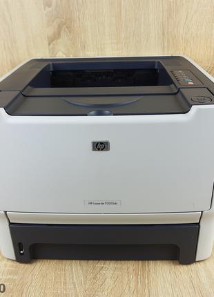 HP 2015dn Практически новый принтер. Пробег 2600 страниц.
