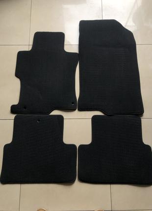 Новые оригинальные коврики Honda Accord coupe