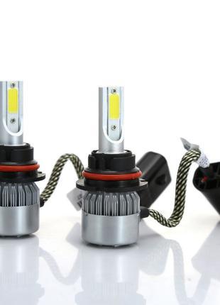 Автомобільні лампи, ксенон, лед Н4. LED, Ксенон лед лампи