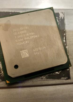 Процессор Intel Celeron 2.0 GHz Socket 478