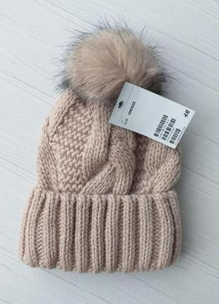 Нова шапка h&m на дівчинку