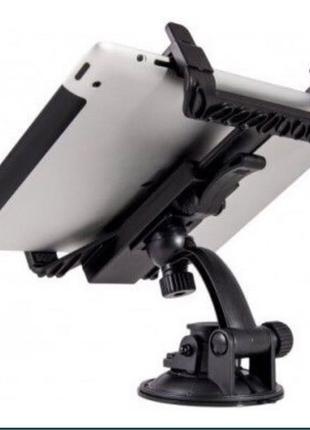 Держатель, холдер универсальный для планшета 7-14 дюймов в автомо