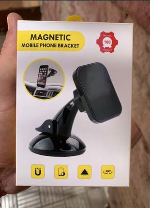 Магнитный держатель, холдер для телефона, планшета в авто