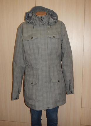 Куртка ветровка дождевик quechua p.l