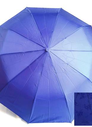 Зонт полуавтомат с проявляющимся рисунком женский